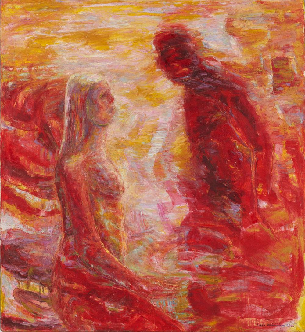 Kohtaaminen 1 (2006 120x130)