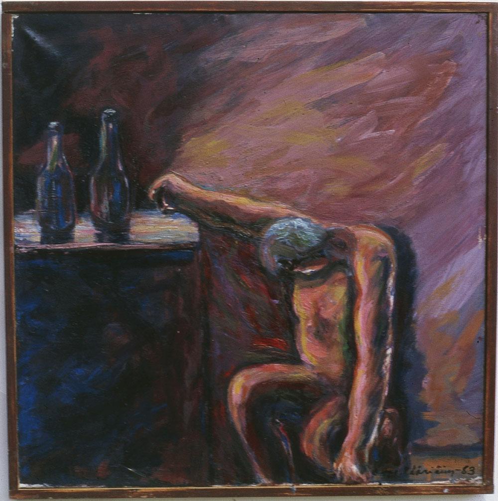 Ongelma (1983 70x60)